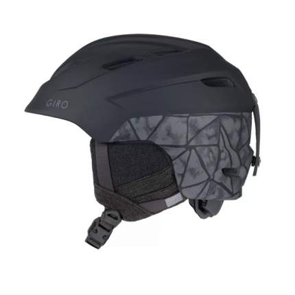 Горнолыжный шлем женский Giro Decade 2019, темно-серый, S