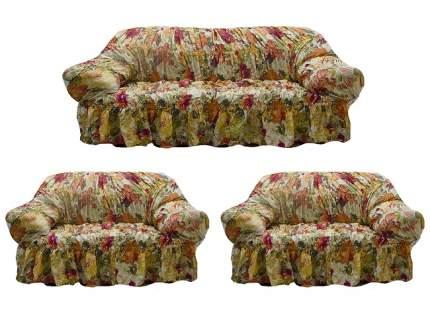 Чехол на диван Martex разноцветный