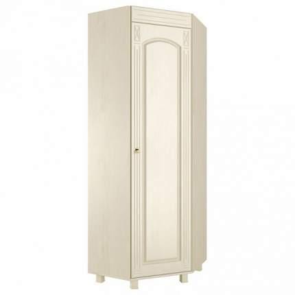 Платяной шкаф Компасс-мебель Элизабет ЭМ-1 KOM_EM1_1 75,4x75,4x215, береза