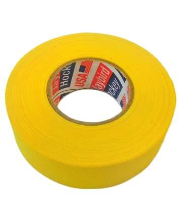 Хоккейная лента Sports Tape L916 желтая, 25 мм