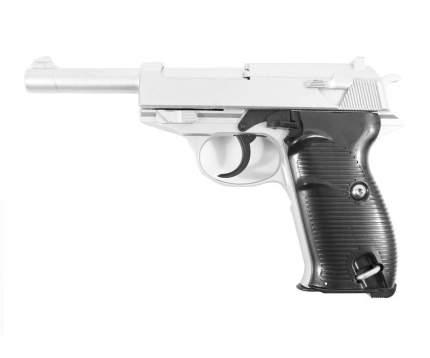 Страйкбольный пружинный пистолет Galaxy  Китай (кал. 6 мм) G.21S (серебристый)