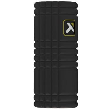 Массажный цилиндр GRID 1.0 черный