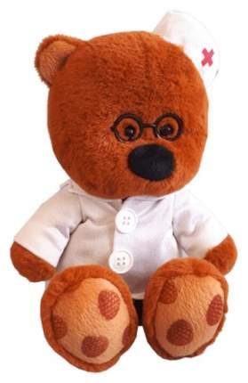 """Мягкая игрушка """"Мини-Мы"""" - Медвежонок медик, 25 см Играмир"""