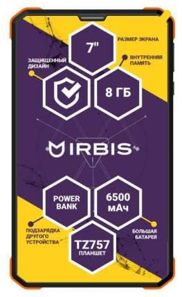 Планшет Irbis TZ757 Black (SC7731)