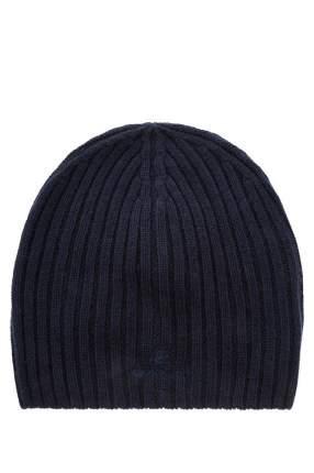 Шапка мужская GANT 9910016 синий ONE SIZE