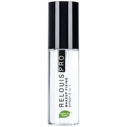 Спрей-фиксатор макияжа Relouis PRO Fixing Spray 3in1 50 мл