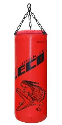 Мешок боксерский Leco Гп1 8 кг, красный