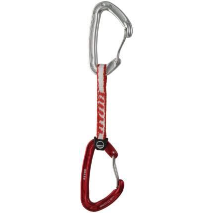 Оттяжка с карабином Wild Country Astro Quickdraw 10 см красная