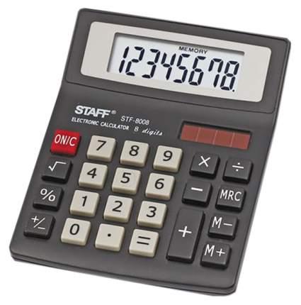 Калькулятор Staff STF-8008