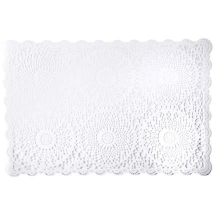 Салфетка под посуду Peyer CASA, 30х45 см., цвет белый