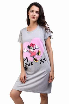 Платье женское DESEO 2.1.2.19.05.54.00173/002036 серое 40 RU