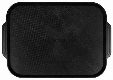 Поднос Horeca для фаст-фуда 45х35,5см Черный