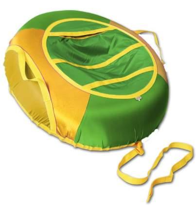 Тюбинг BELON FAMILIA СВ-004-Э/ВЕСНА зелено-желтый 85см