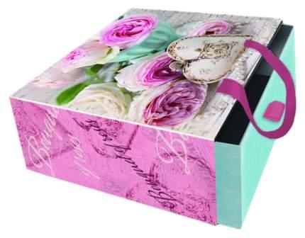 """Коробка подарочная """"Сердце-подвеска"""""""
