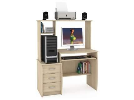 Компьютерный стол Mobi Комфорт 5 СКР Комфорт 5 СКР Дуб Сонома, дуб сонома