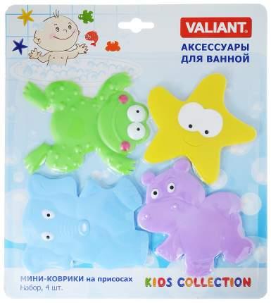 Набор мини-ковриков Valiant Зверюшки