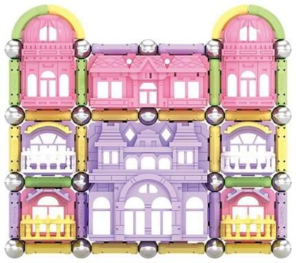 Конструктор магнитный Замок принцессы, 68 деталей Sima-Land