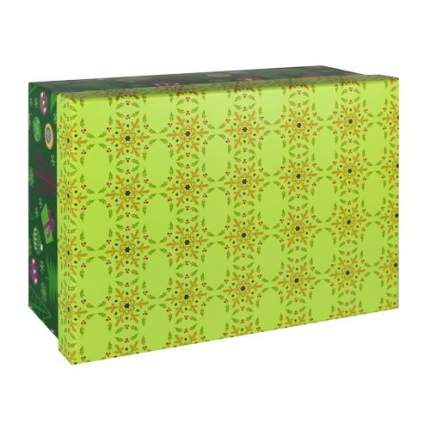 Коробка подарочная Alpha NY Green 23 х 16 х 9,5 см