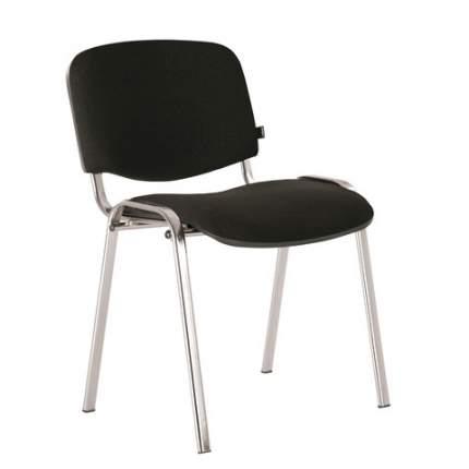 Офисный стул Brabix CF, хром/черный