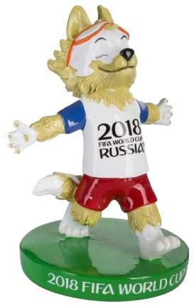 Фигурка из полистоуна FIFA 2018 Забивака Триумф! 6 см СН048 FIFA 2018