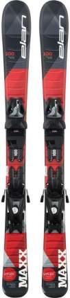 Горные лыжи Elan Maxx Red Qs 130-150 + El 7.5 Shift 2020, 130 см