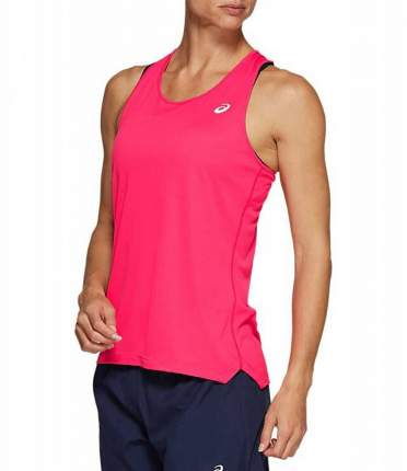 Майка Asics Silver Tank, red, S INT