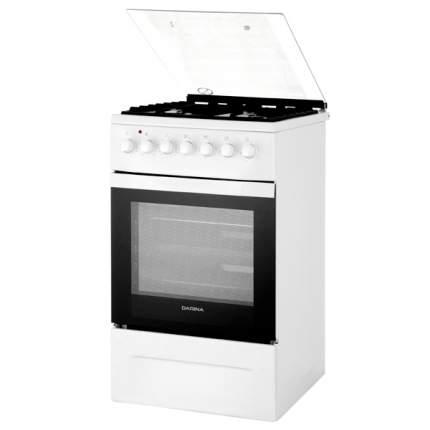 Комбинированная плита Darina Darina D1 2307 W White
