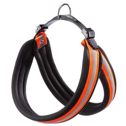 Шлейка Ferplast Agila Reflex для собак (Agila Reflex 5, Оранжевый)