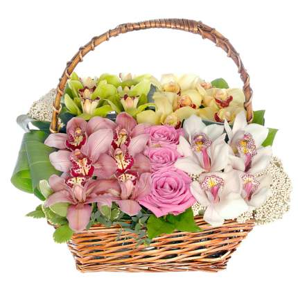 Букет Fleurs de l'amour