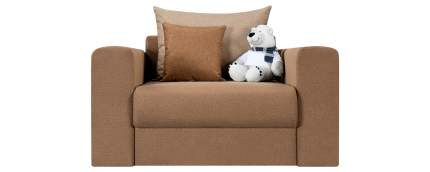 Кресло для гостиной HomeMe Медисон AAA4102002, коричневый