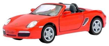 Машина металлическая Porsche Boxster S, масштаб 1:34, открываются двери, инерция Kinsmart