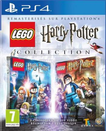 Игра Lego Harry Potter Collection PS4 для PlayStation 4