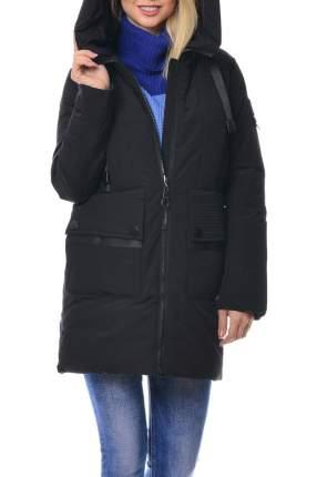 Куртка женская N.A.Z. 61550 черная 42 RU