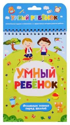 Книга. Умный ребенок. Основные знания перед школой Malamalama
