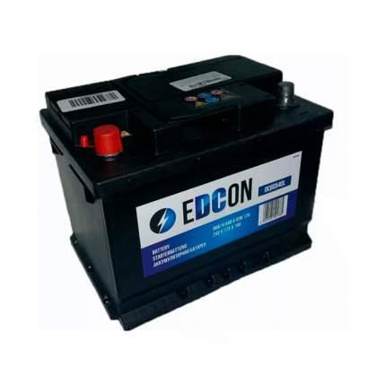 Dc60540l_аккумуляторная Батарея! 19.5/17.9 Рус 60ah 540a 242/175/190 EDCON