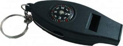 Компас-свисток (термометр) Следопыт с карабином PF-TCP-09