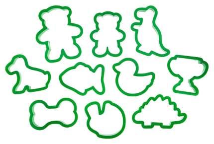 Набор форм Agness 710-336 Зеленый