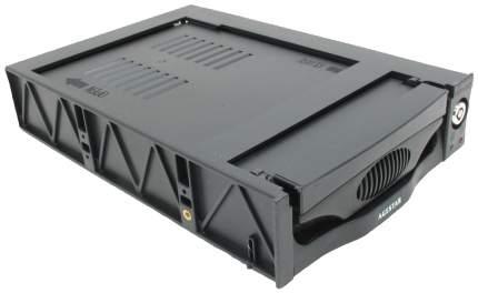 Mobile rack для HDD AgeStar SR3P(K)-3F BLACK Черный