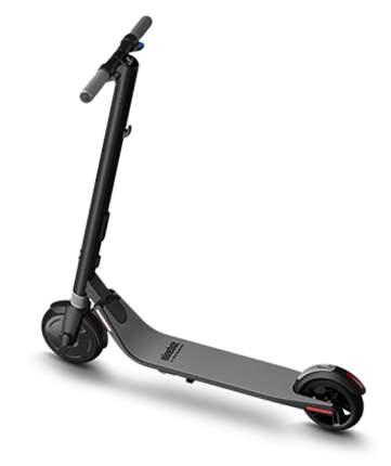 Электросамокат Ninebot KickScooter ES1 black/gray