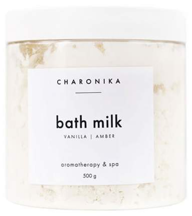 Молочко для ванн Charonika Bath Milk Vanilla/Amber 420 мл