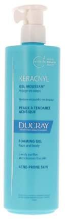 Гель для лица Ducray Keracnyl Gel Moussant 400 мл