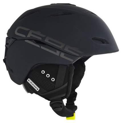 Горнолыжный шлем мужской Cebe Atmosphere Deluxe 2018, черный, S