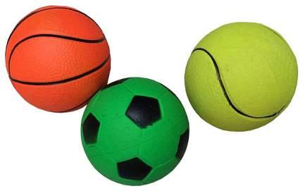 Набор мячей резиновых 1Toy 5,5 см Т59845 3 шт