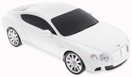 Радиоуправляемая машинка Rastar Bentley Continental GT speed белая 48600W
