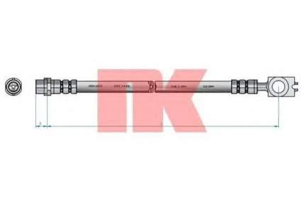 Тормозной шланг Nk 8547112