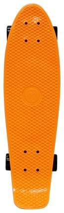 """Скейтборд Y-Scoo Big Fishskateboard 27"""" 402-O с сумкой Orange Black"""
