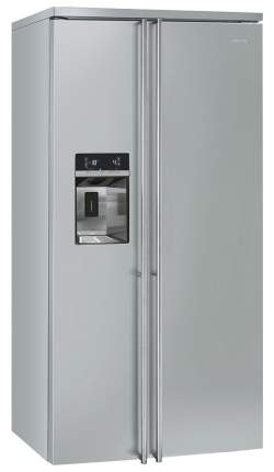 Холодильник Smeg FA63X Silver