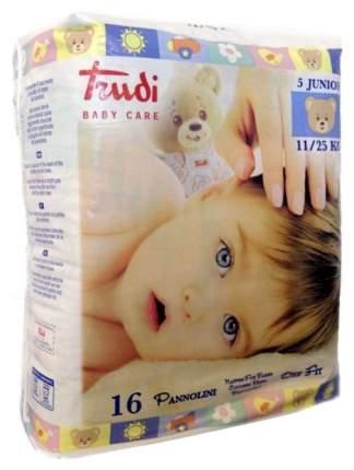 Подгузники детские Trudi №5 Junior 11-25 кг 16 штук