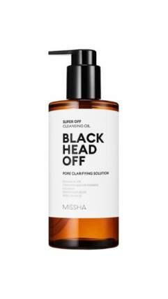 Масло для лица Missha Super Off Cleansing Oil - Blackhead Off 305 мл