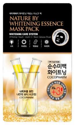 Маска для лица Natureby Whitening Essence Mask Sheet 30 мл